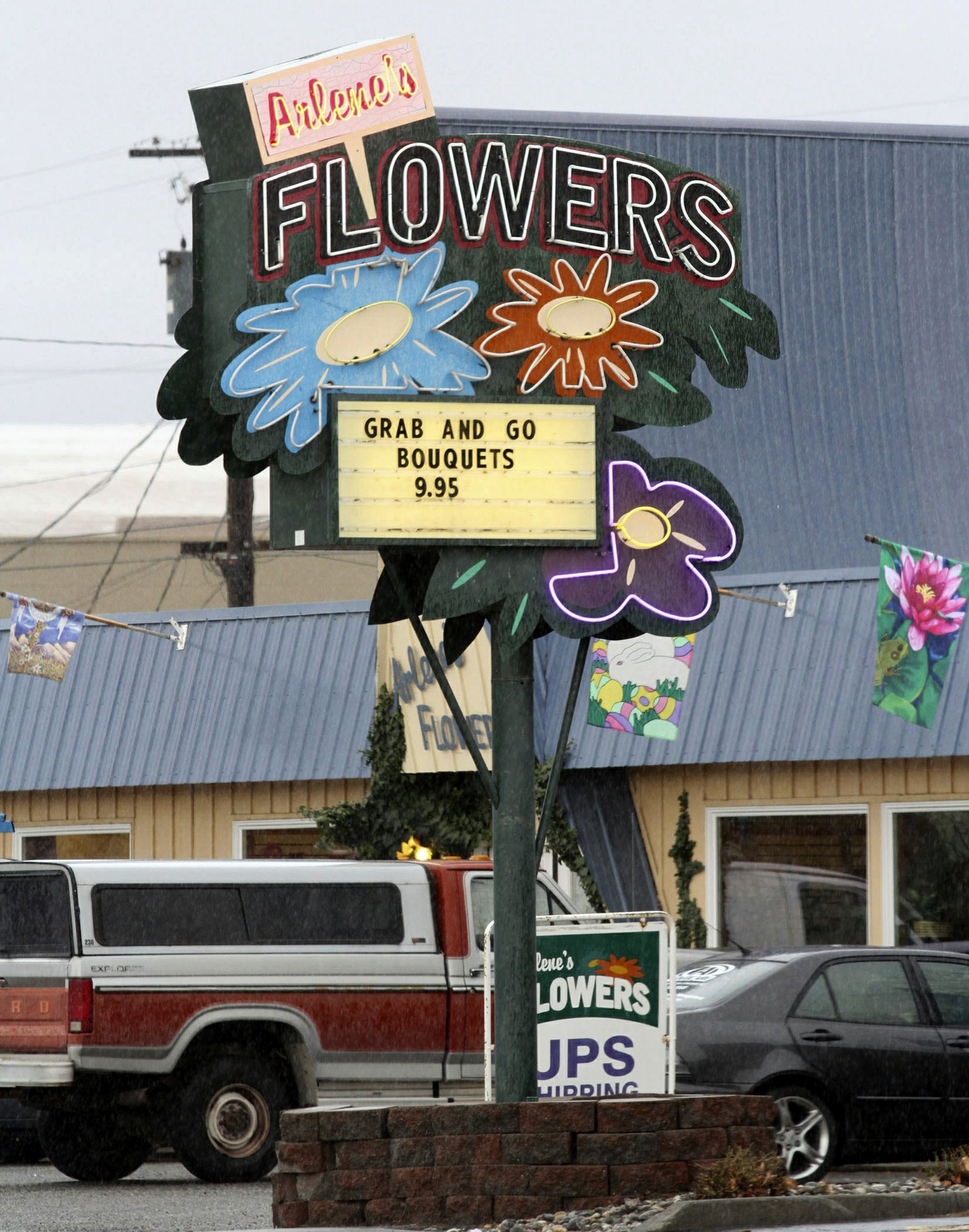 Court: No religious rancor in flowers for gay wedding case