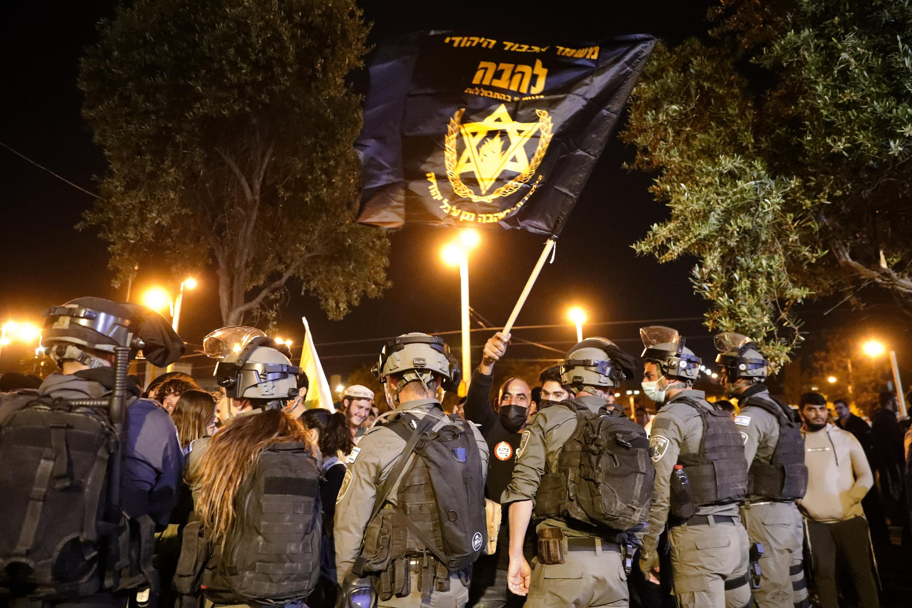 New players pose additional threats to Jerusalem tensions – The Associated Press