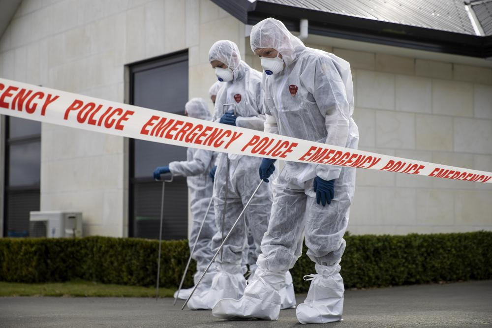 Woman Charged With Killing Three Young Girls at New Zealand Home