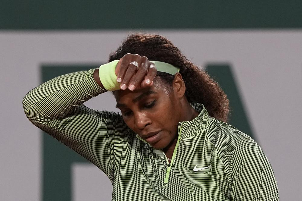 Serena Williams Says Dealing With News Conference Scrutiny Has Made Her Stronger
