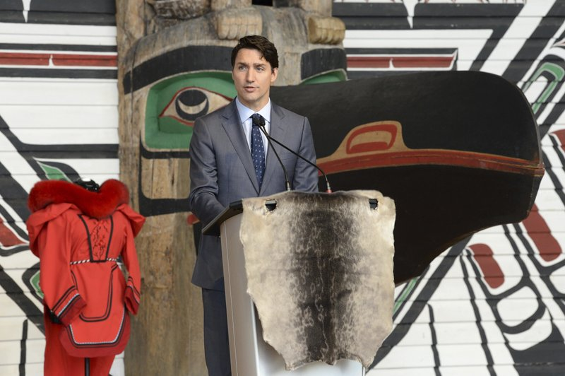 Trudeau: Violence against indigenous women often ignored