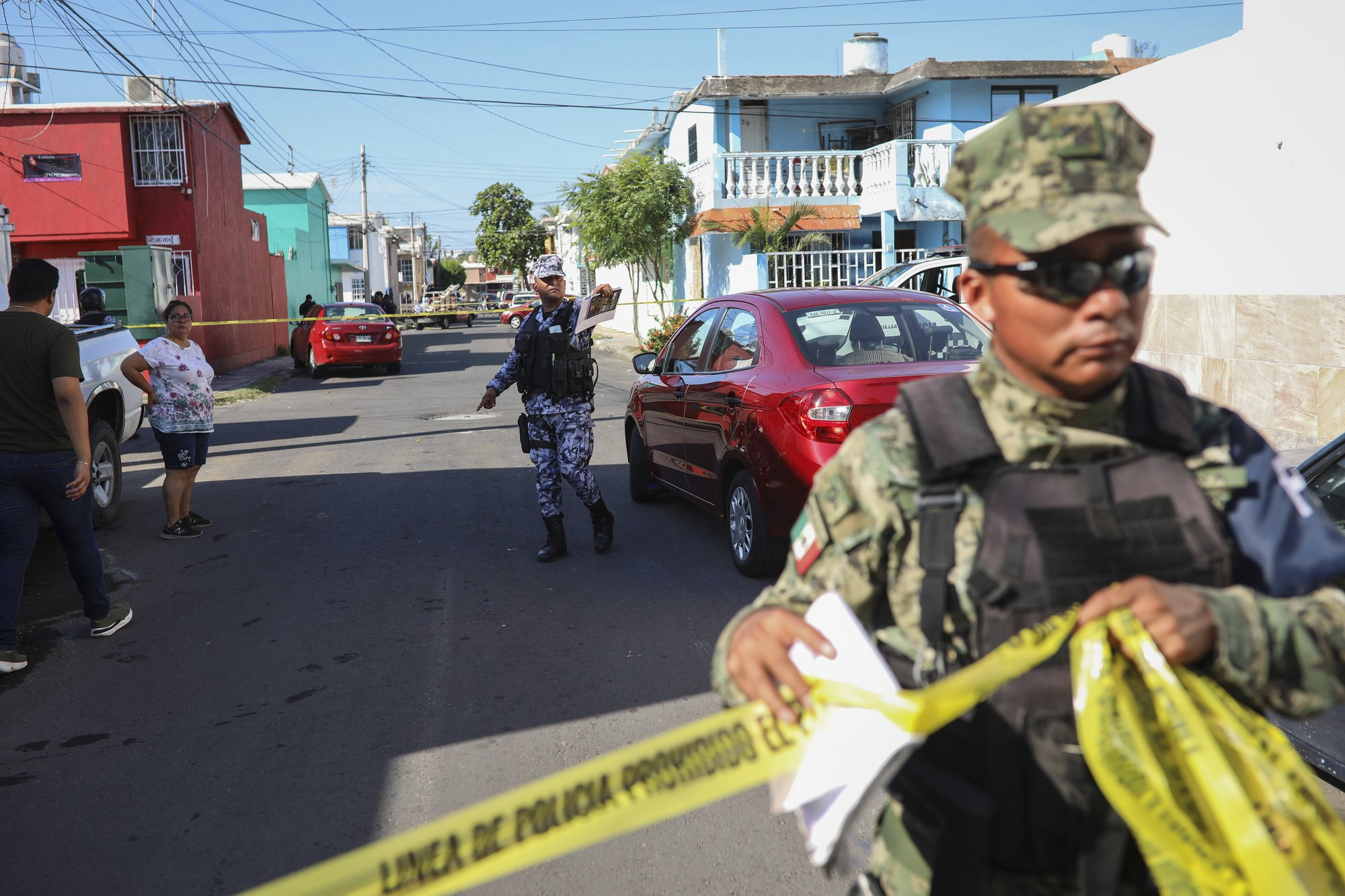 Journalist killed in southern Mexico, another kidnapped