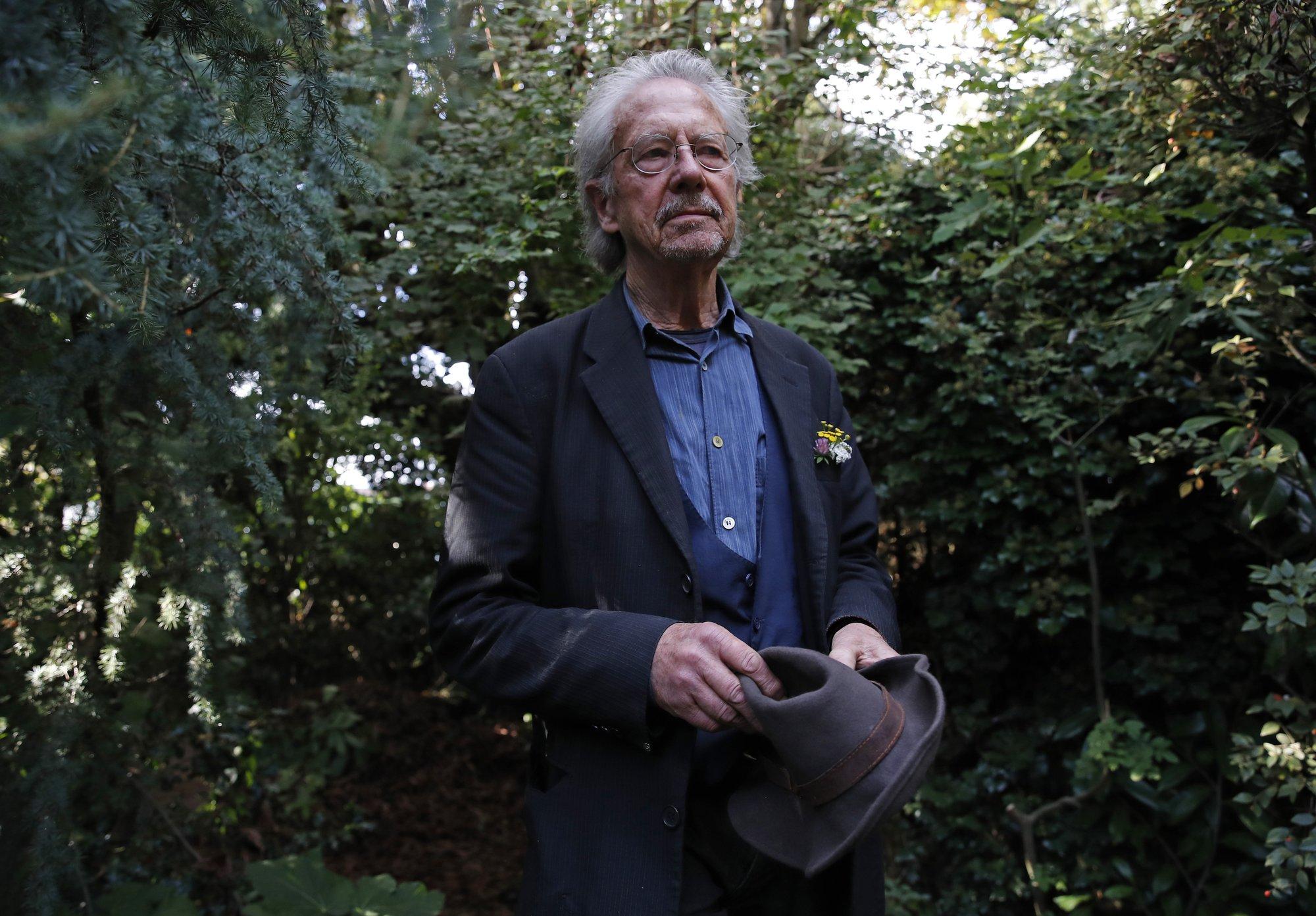 2 Nobel literature prize winners expose Europe's fault lines