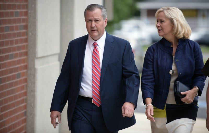 Alabama Ex-House speaker reports to begin prison sentence