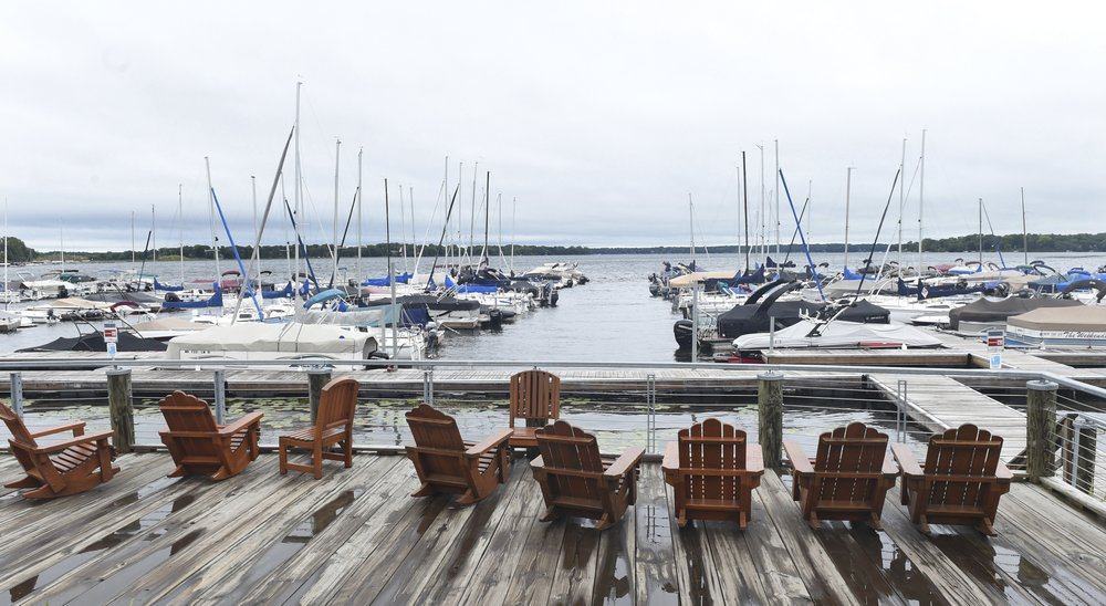 White Bear Lake flourishes again with high water levels - Associated Press