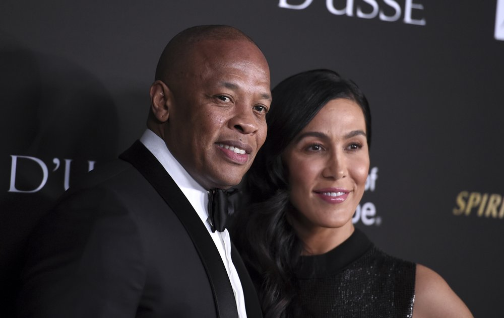 Dr. Dre Sues Ex-Wife for Allegedly Stealing 0,000 from His Recording Studio