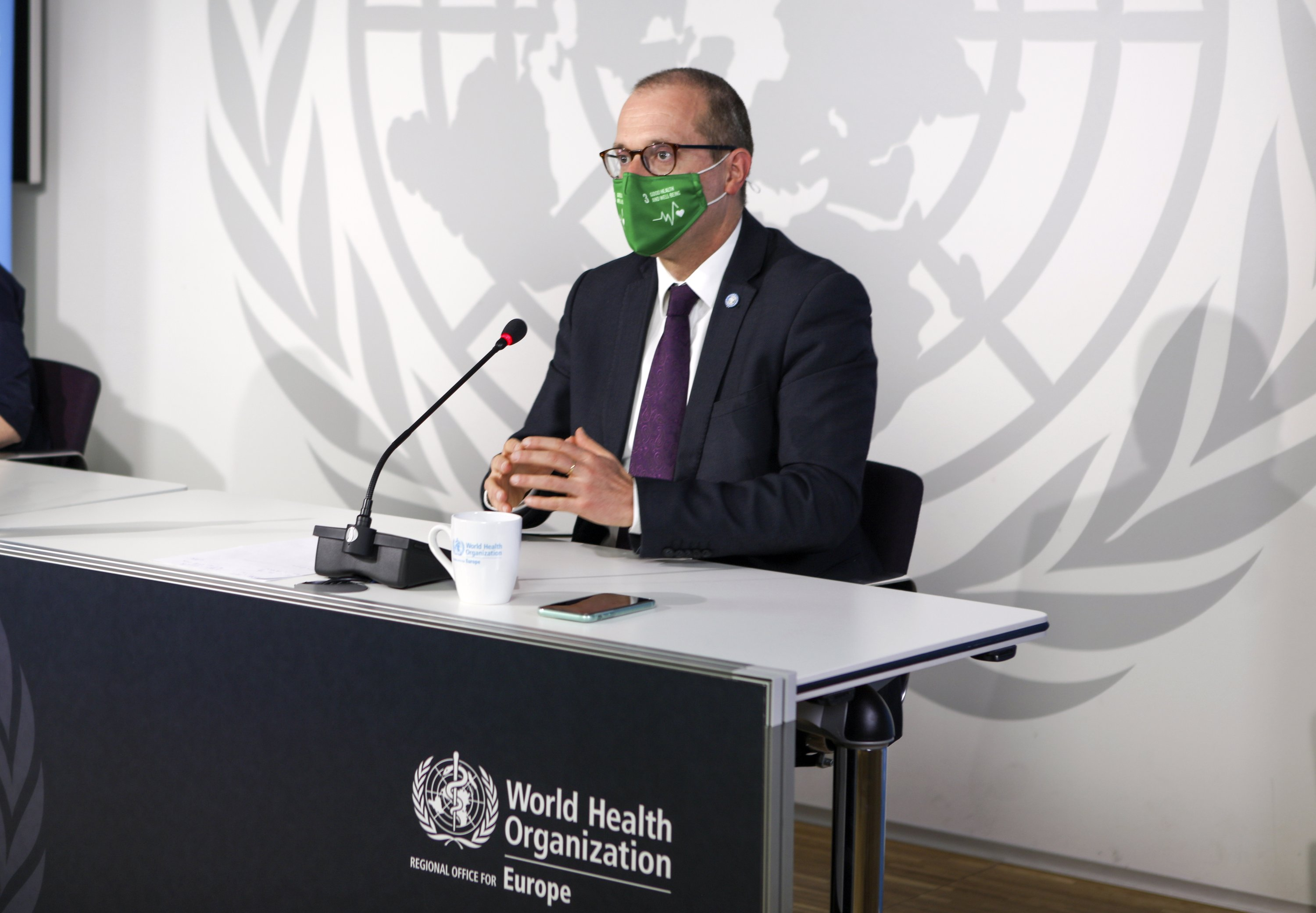 UN: Europe's pandemic restrictions are absolutely necessary