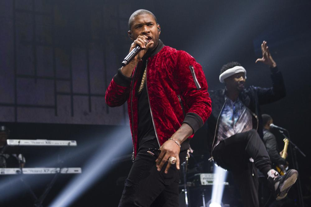 """Usher Says Sequel Album to """"Confessions"""" Will be Released This Year"""