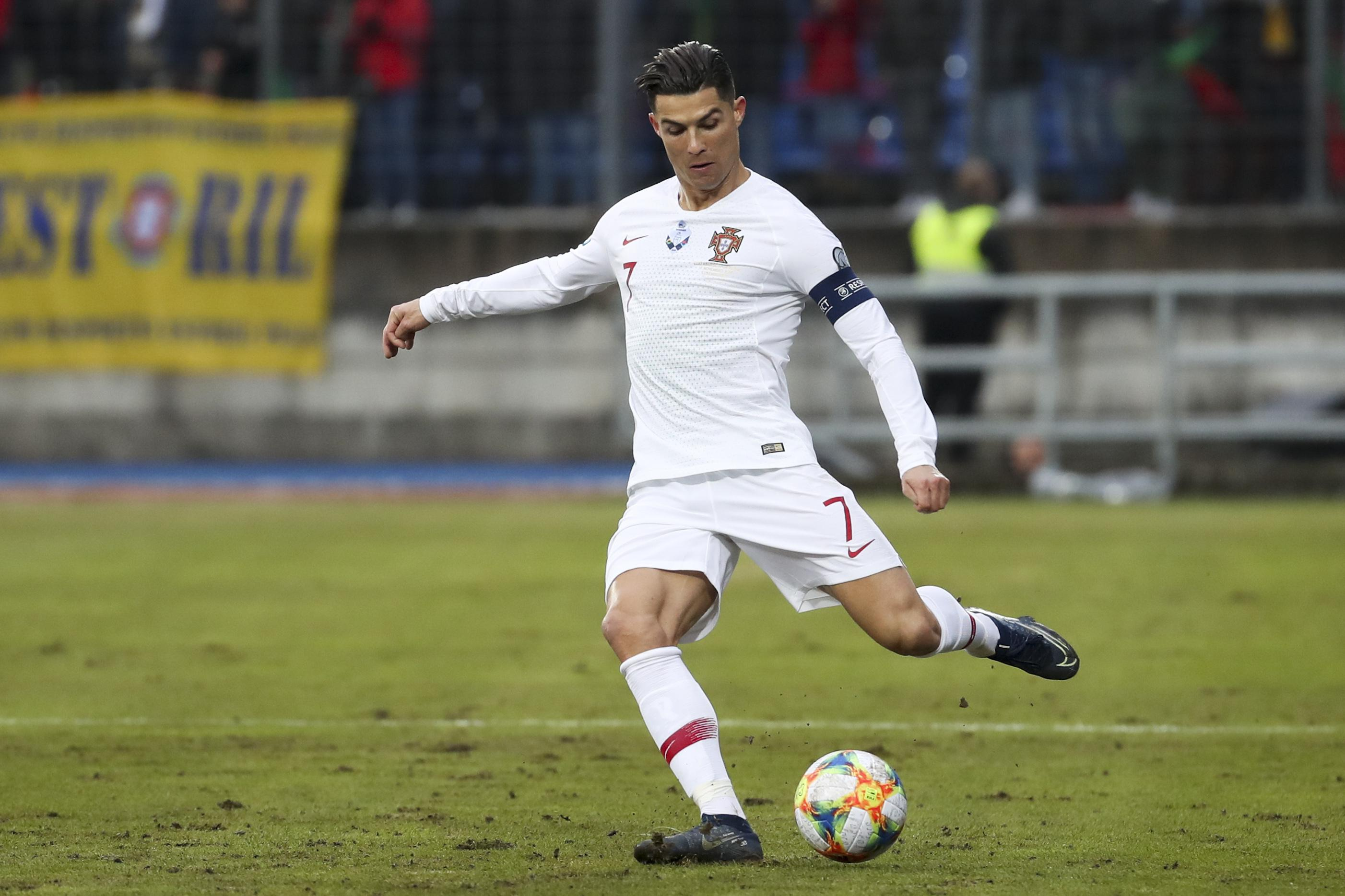 Euro 2020 Ronaldo Backed By Talented Portugal Squad