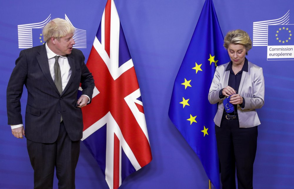 UK-EU to resume Brexit trade talks, large gaps remain to be filled