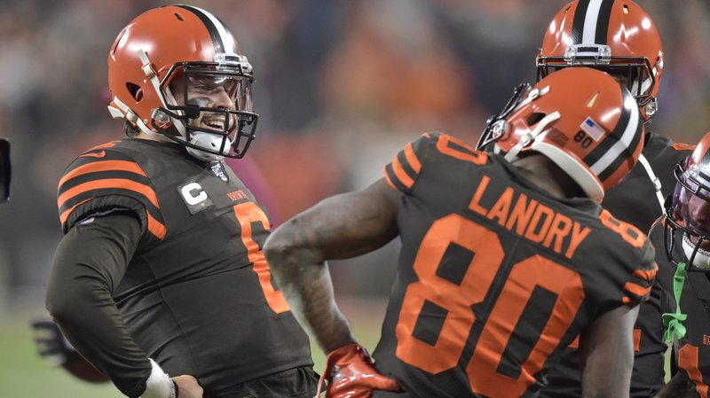 Qb Mayfield Exudes Leadership At Critical Time For Browns