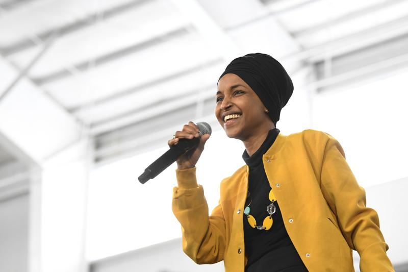 Democratic Rep. Ilhan Omar's new memoir offers her own spin on her path to prominence