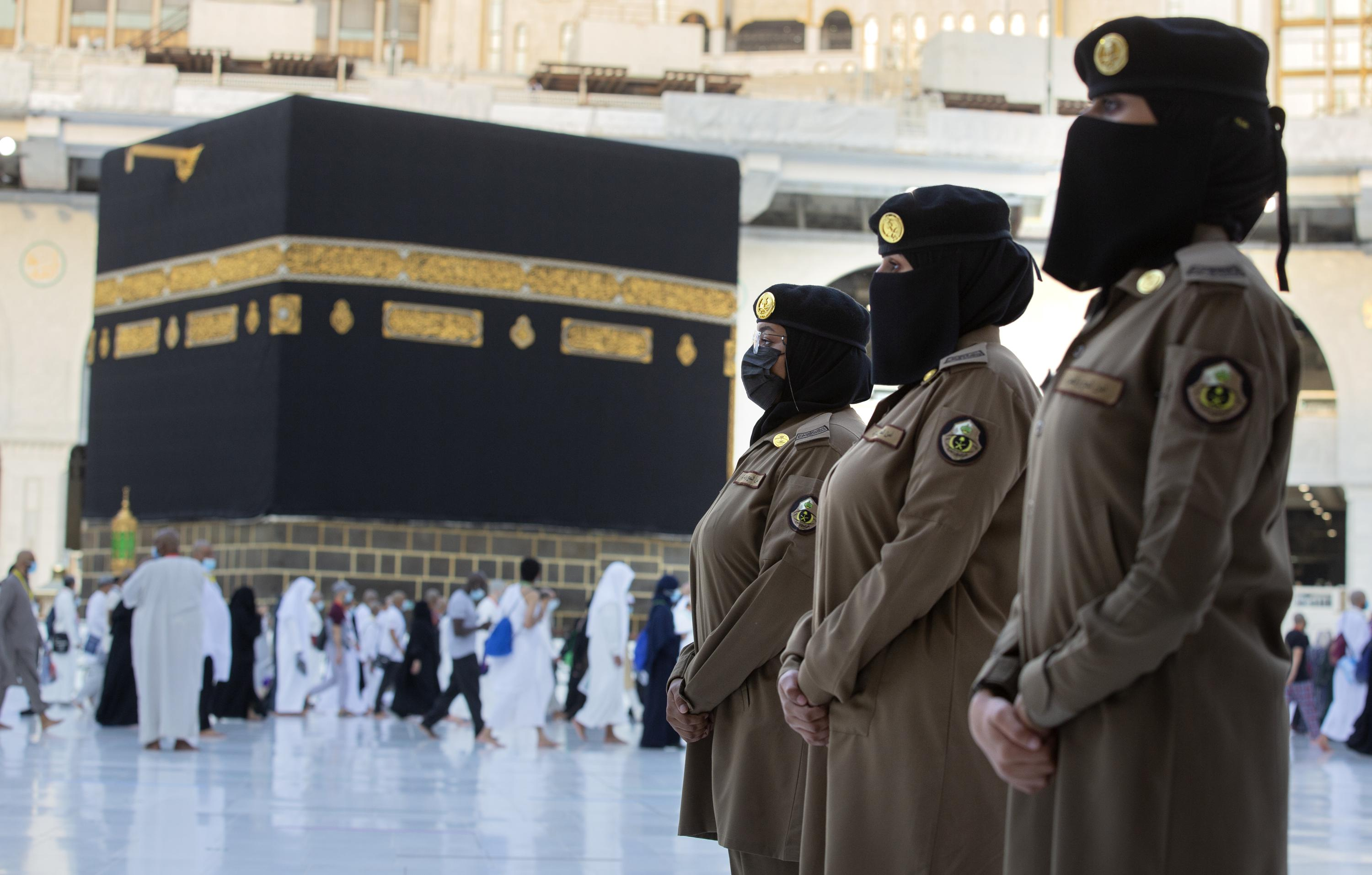 Photo of Saudi Arabia, 20 years after 9/11: 'A country in the making'   AP NEWS