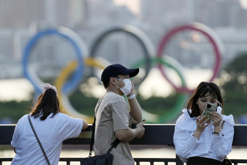 Suman 153 casos de COVID-19 al interior de Tokio 2020; al menos 19 atletas han dado positivo a esta enfermedad