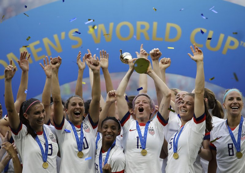 Federal Judge Throws Out Unequal Pay Claim by Players on U.S. Women's National Soccer Team