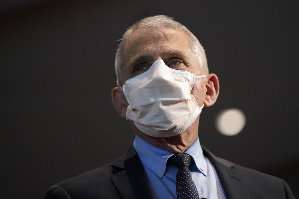 Dr. Anthony Fauci says virus shot categories to open up by April