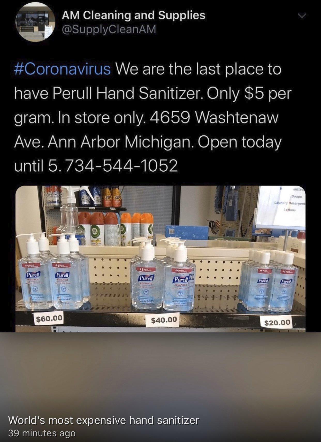 10 Toilet Paper Coronavirus Gouging Complaints Surge In Us