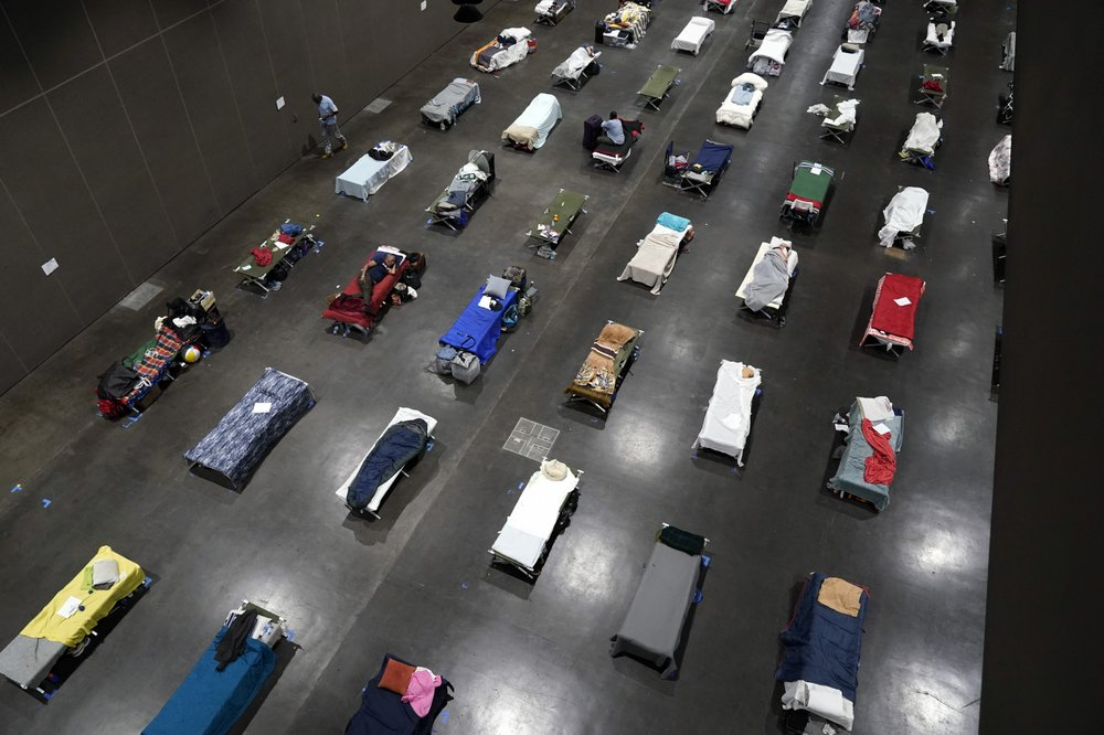 When the coronavirus emerged in the U.S. this year, public health officials and advocates for the homeless feared the virus would rip through shelters and tent encampments, ravaging vulnerable people who often have chronic health issues.  They scrambled to move people into hotel rooms, thinned out crowded shelters and moved tents into designated spots at sanctioned outdoor camps.  While shelters saw some large COVID-19 outbreaks, the virus so far doesn't appear to have brought devastation to the homeless population as many feared. However, researchers and advocates say much is unknown about how the pandemic is affecting the estimated half-million people without housing in the U.S.