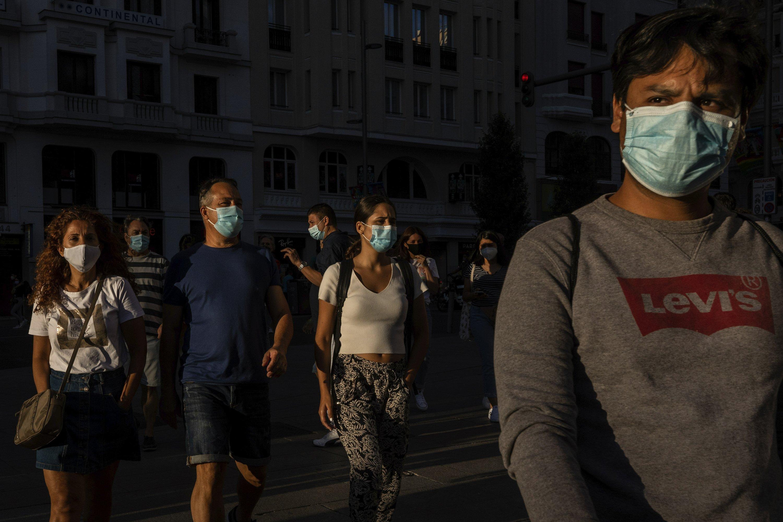 The Latest: Global coronavirus cases top 25 million - The Associated Press