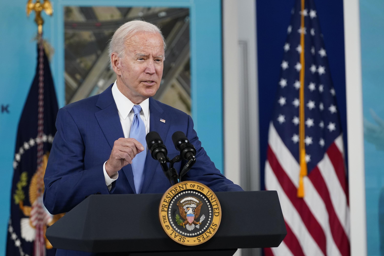 Biden to meet Kenya president as war roils nearby Ethiopia
