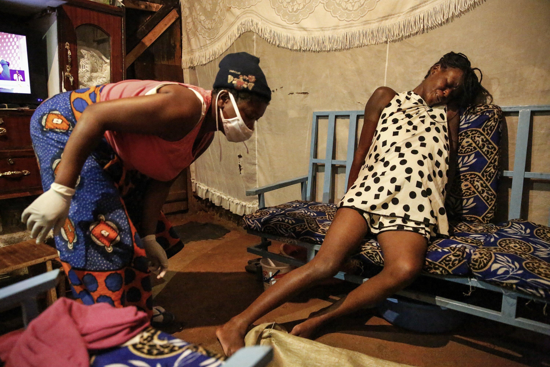 Pregnant women at risk of death in Kenya's COVID-19 curfew thumbnail