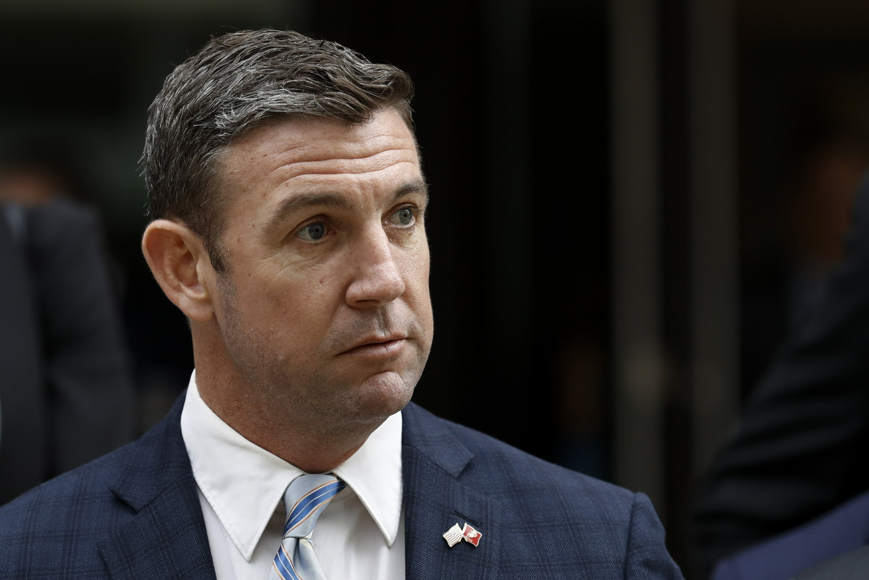 GOP Rep. Duncan Hunter resigns after corruption conviction