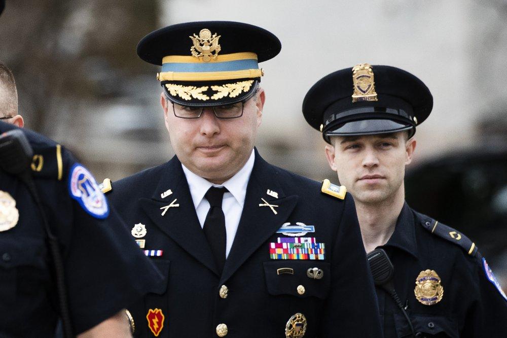 Lt. Col. Vindman is a tool