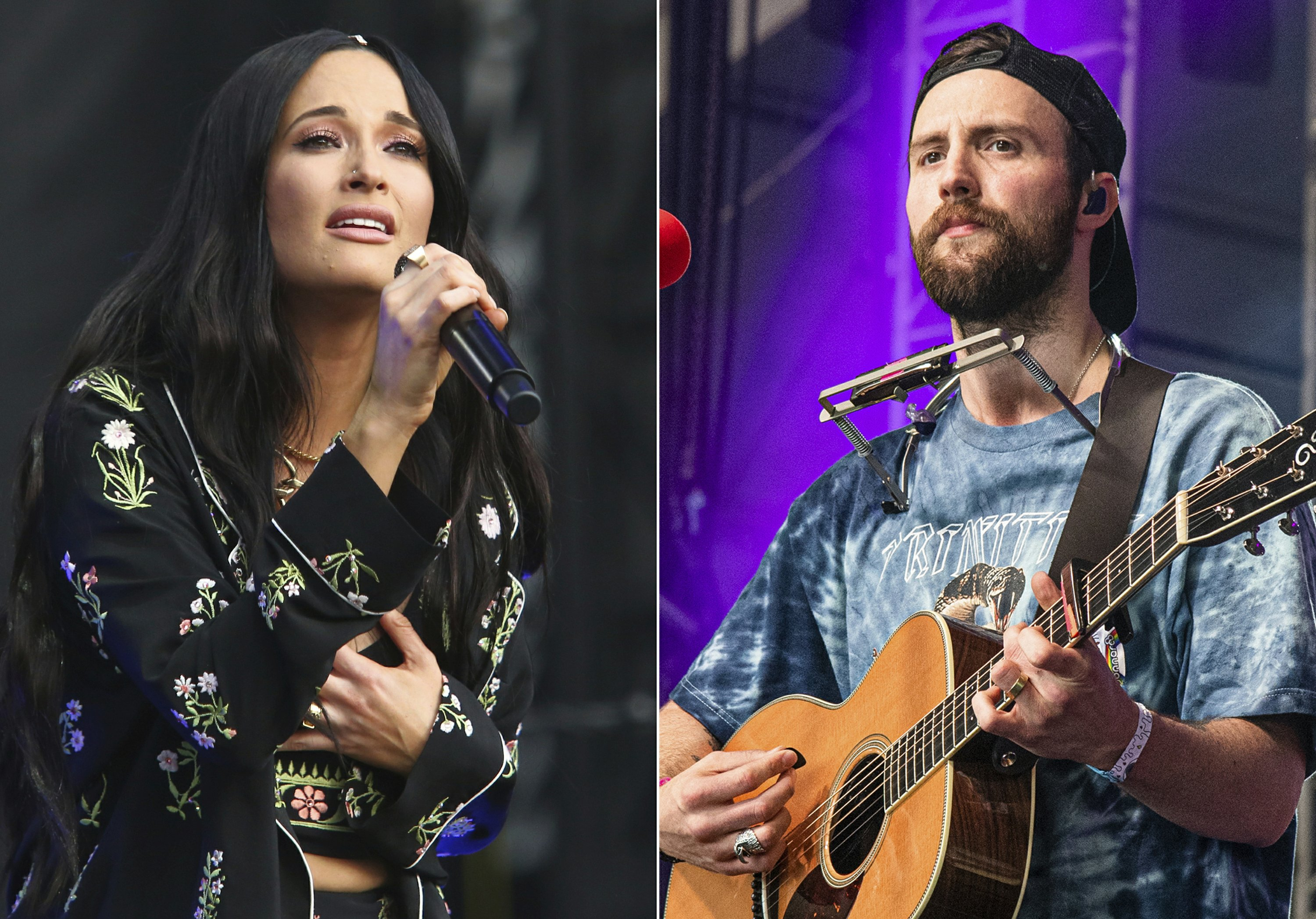 Reps: Singers Kacey Musgraves, Ruston Kelly file for divorce - The Associated Press
