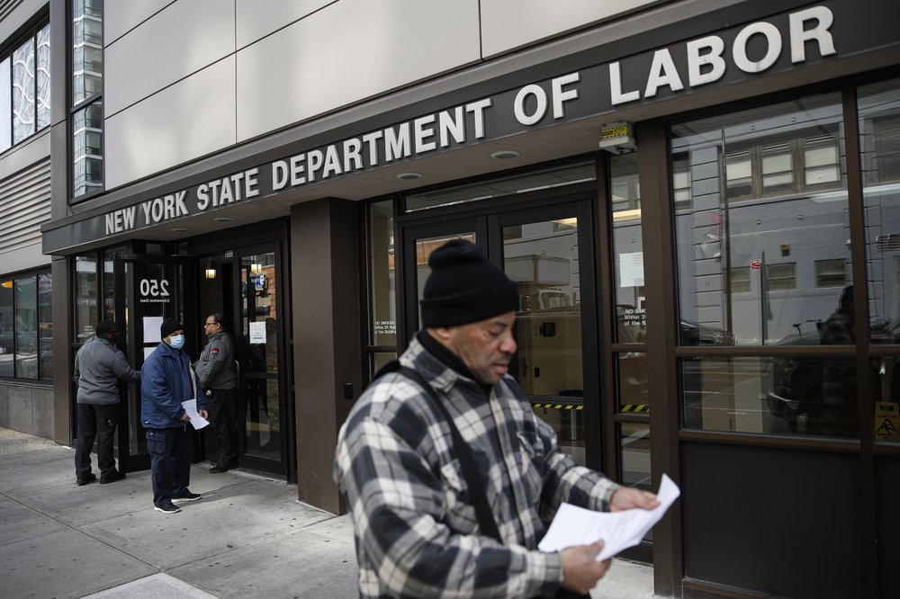 Congress set to significantly enhance the unemployment program