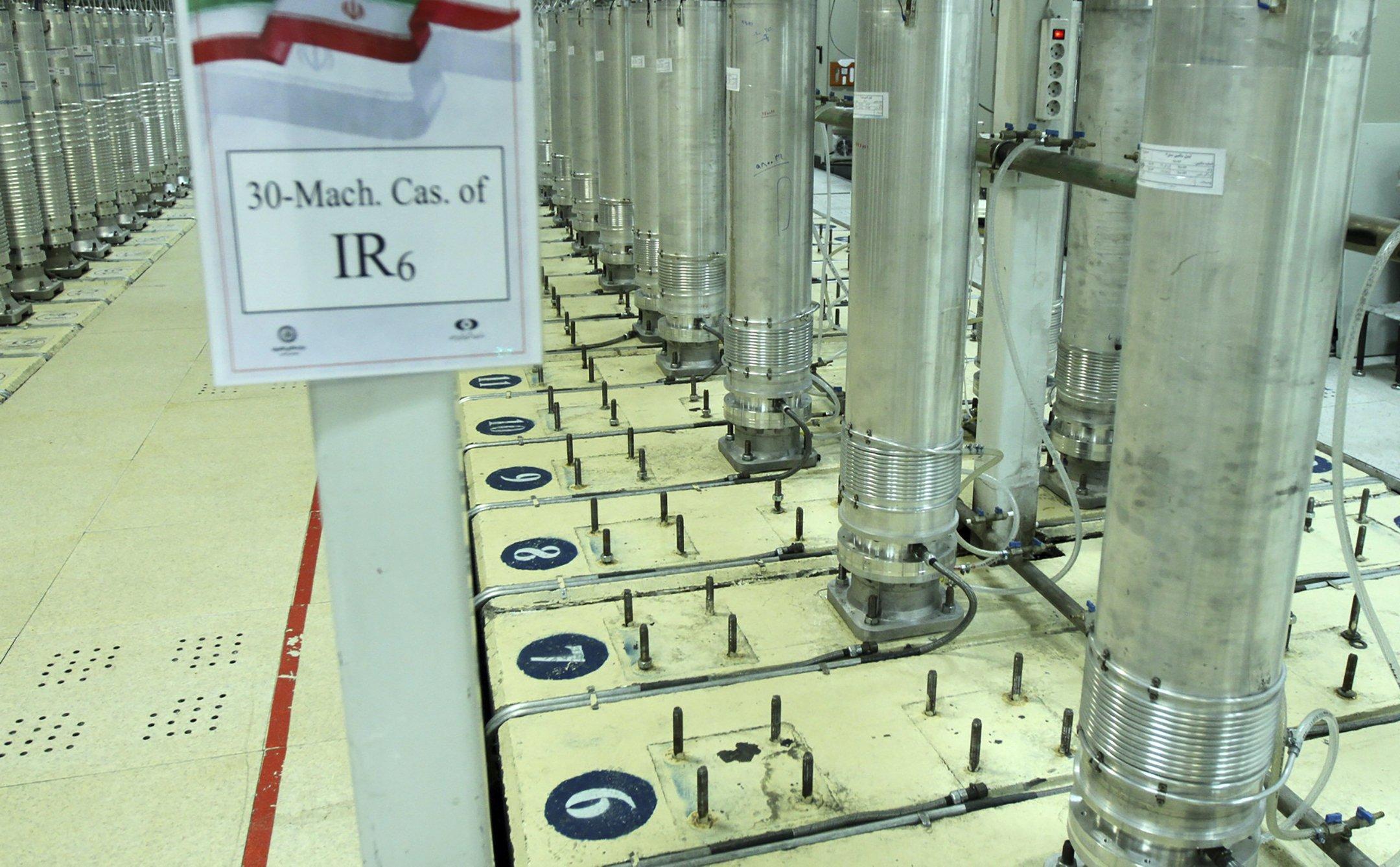 Iran to enrich uranium to 60%, highest level ever…