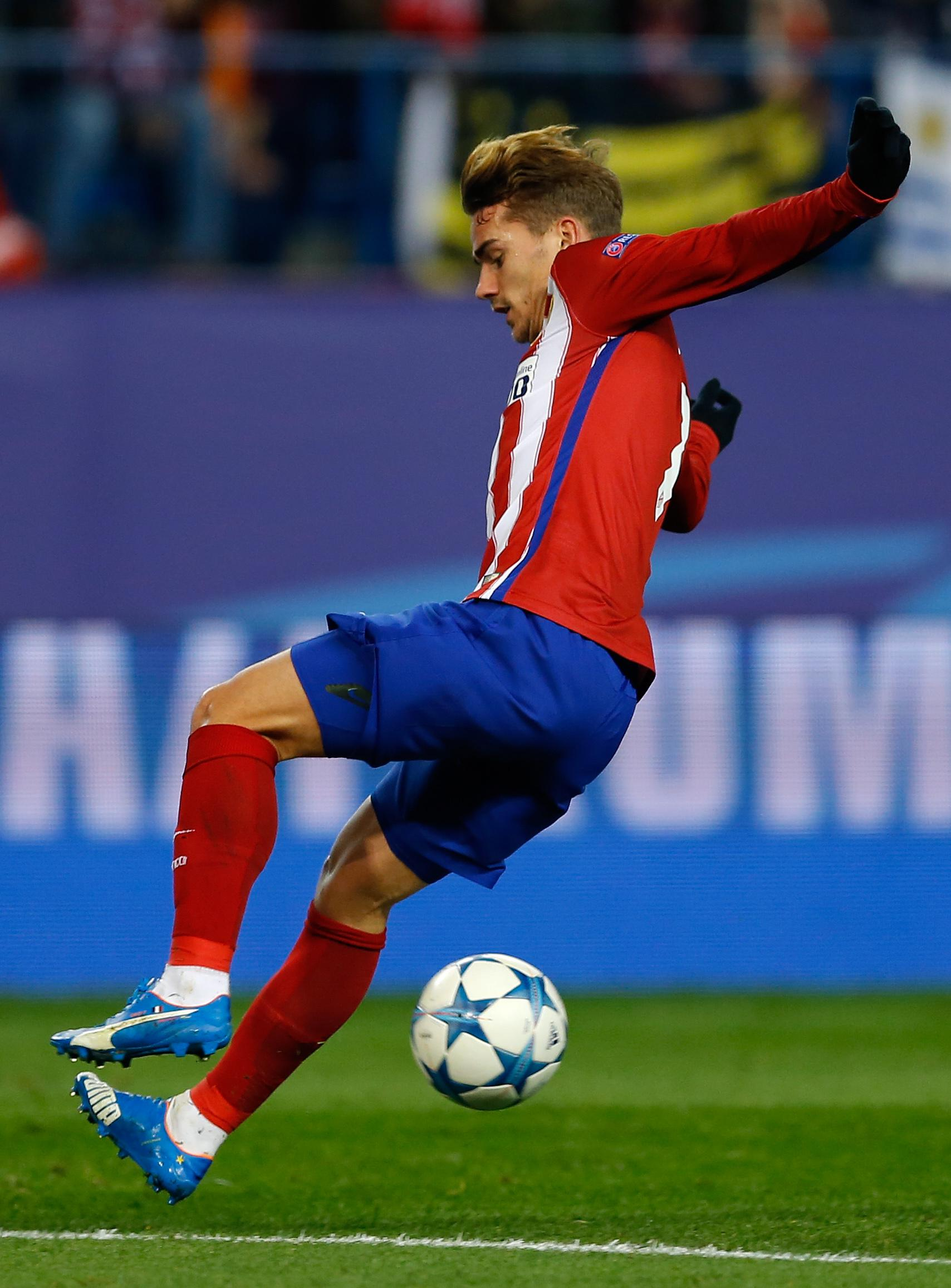 Benfica and Atletico Madrid slug it out to head Group C