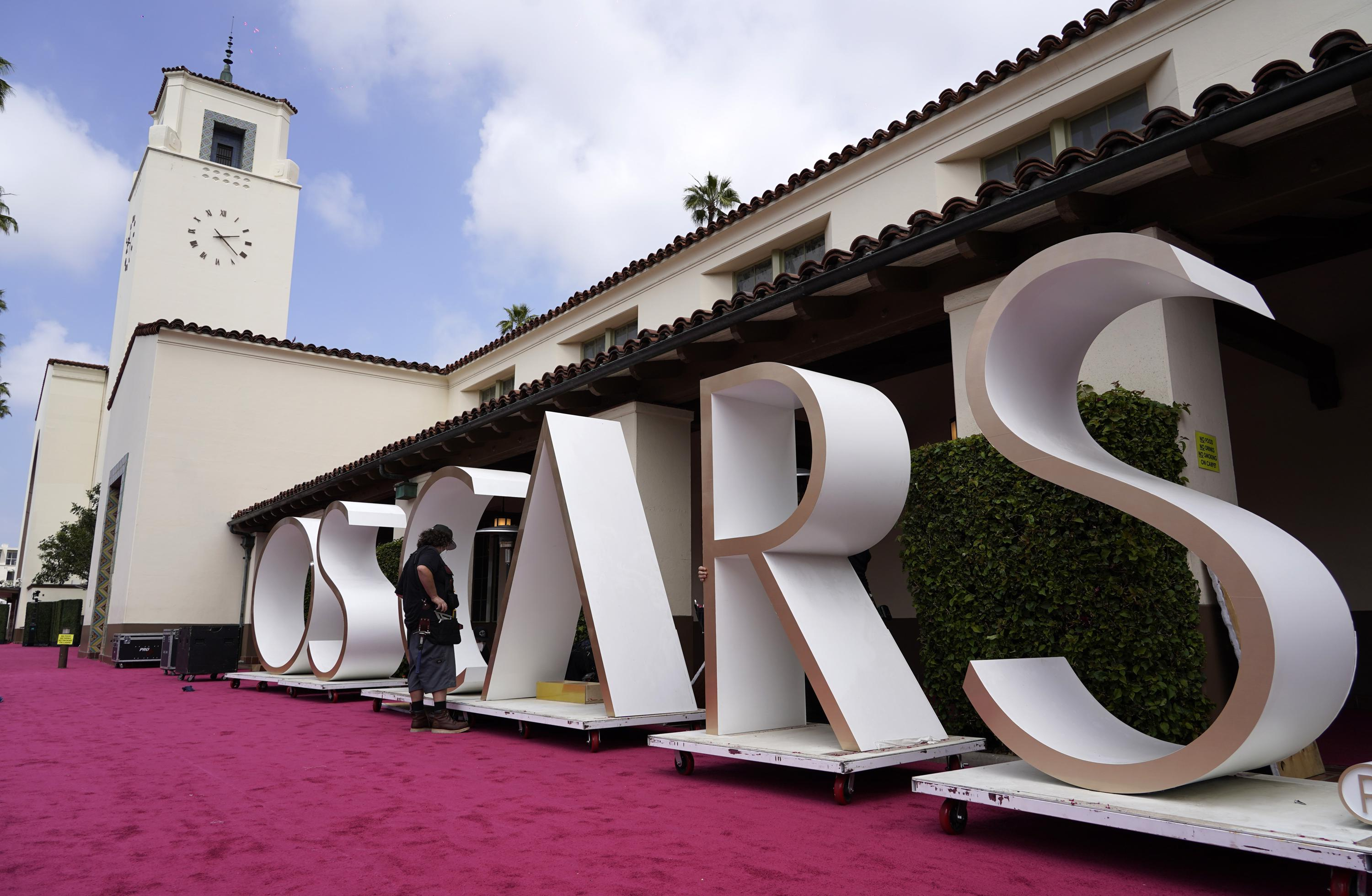 An Oscars unlike any other to get underway Sunday