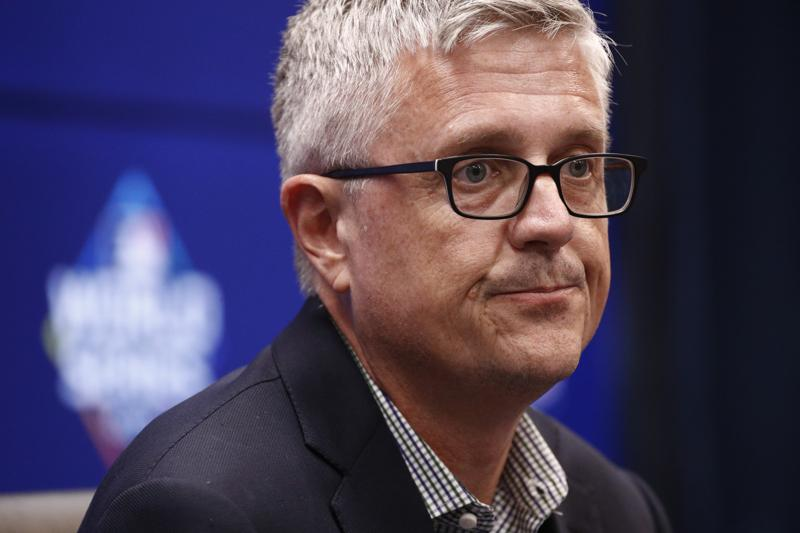 Former Houston Astros general manager Jeff Luhnow files M breach of contract lawsuit against team