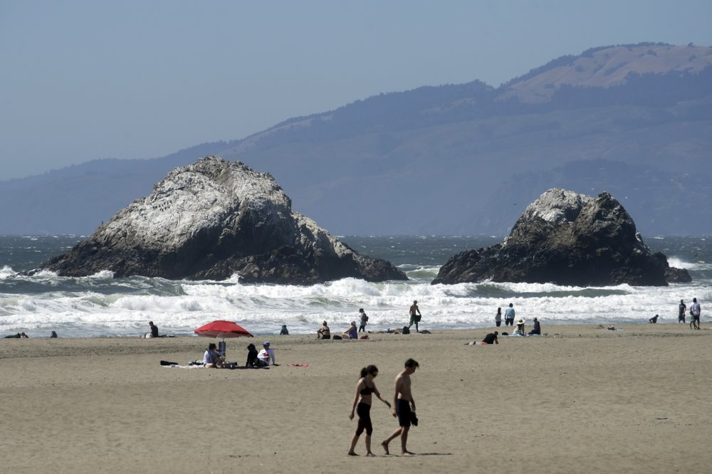 4th July update: Most Californians heeded warning and avoid beaches over weekend