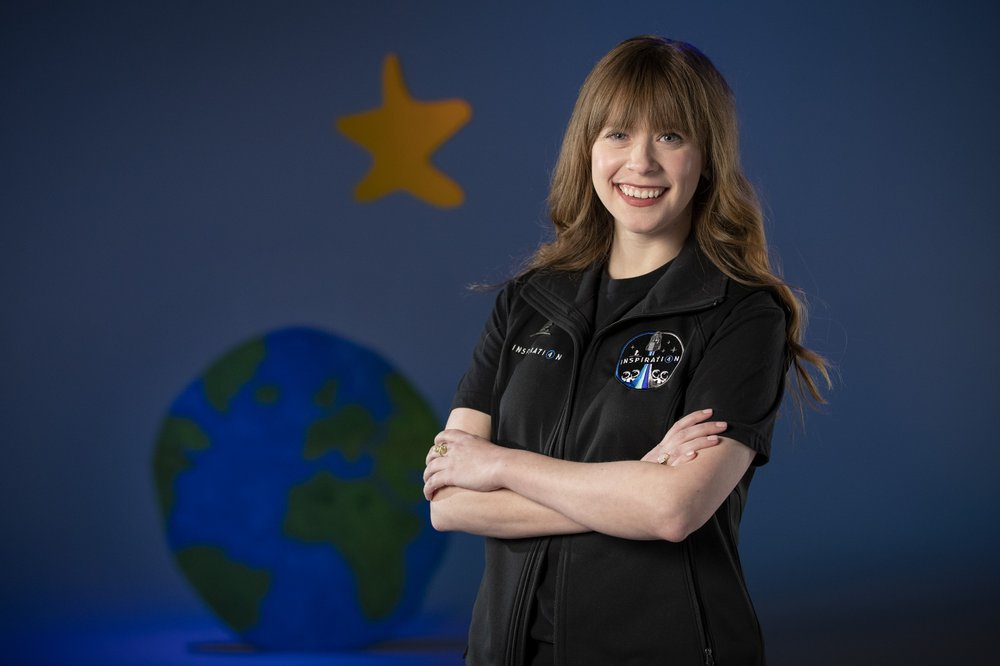 Childhood Bone Cancer Survivor Hayley Arceneaux is the Youngest American to Go to Space