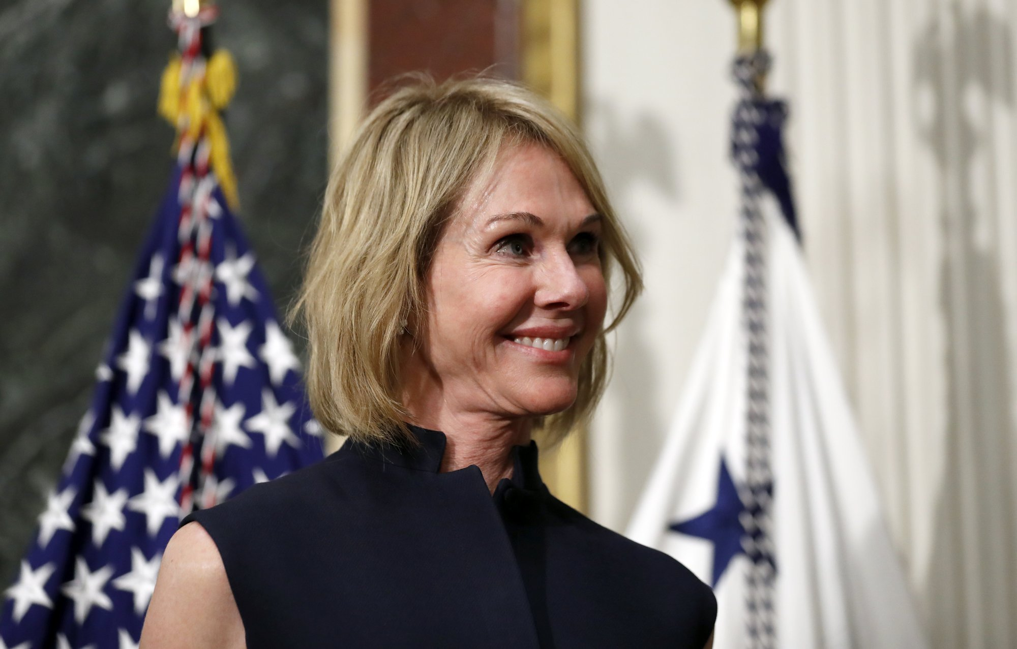 Senate confirms Kelly Craft as US ambassador to UN