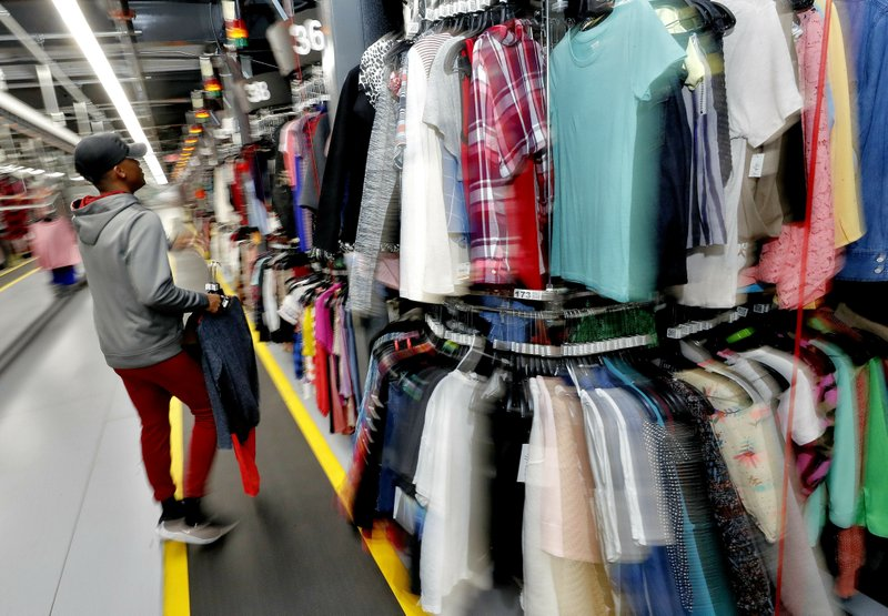 The profit side of nonprofit thrift stores