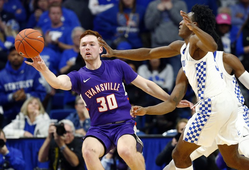Calipari Hopes Kentucky Learns From Loss To Evansville
