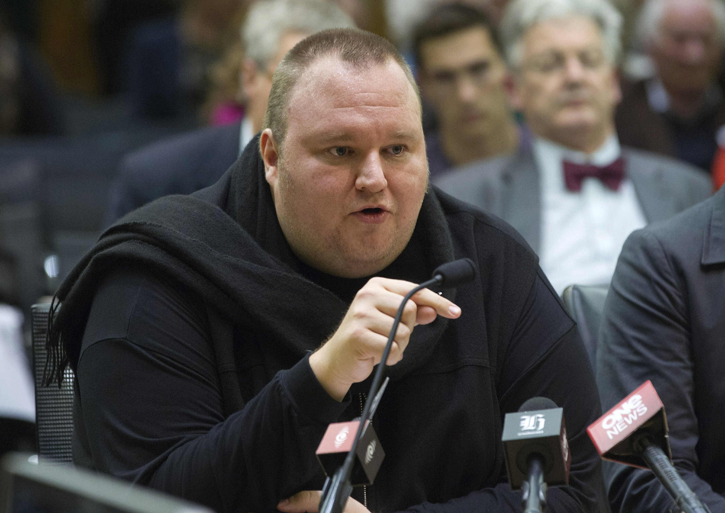 Kim Dotcom fights US extradition in New Zealand's top court