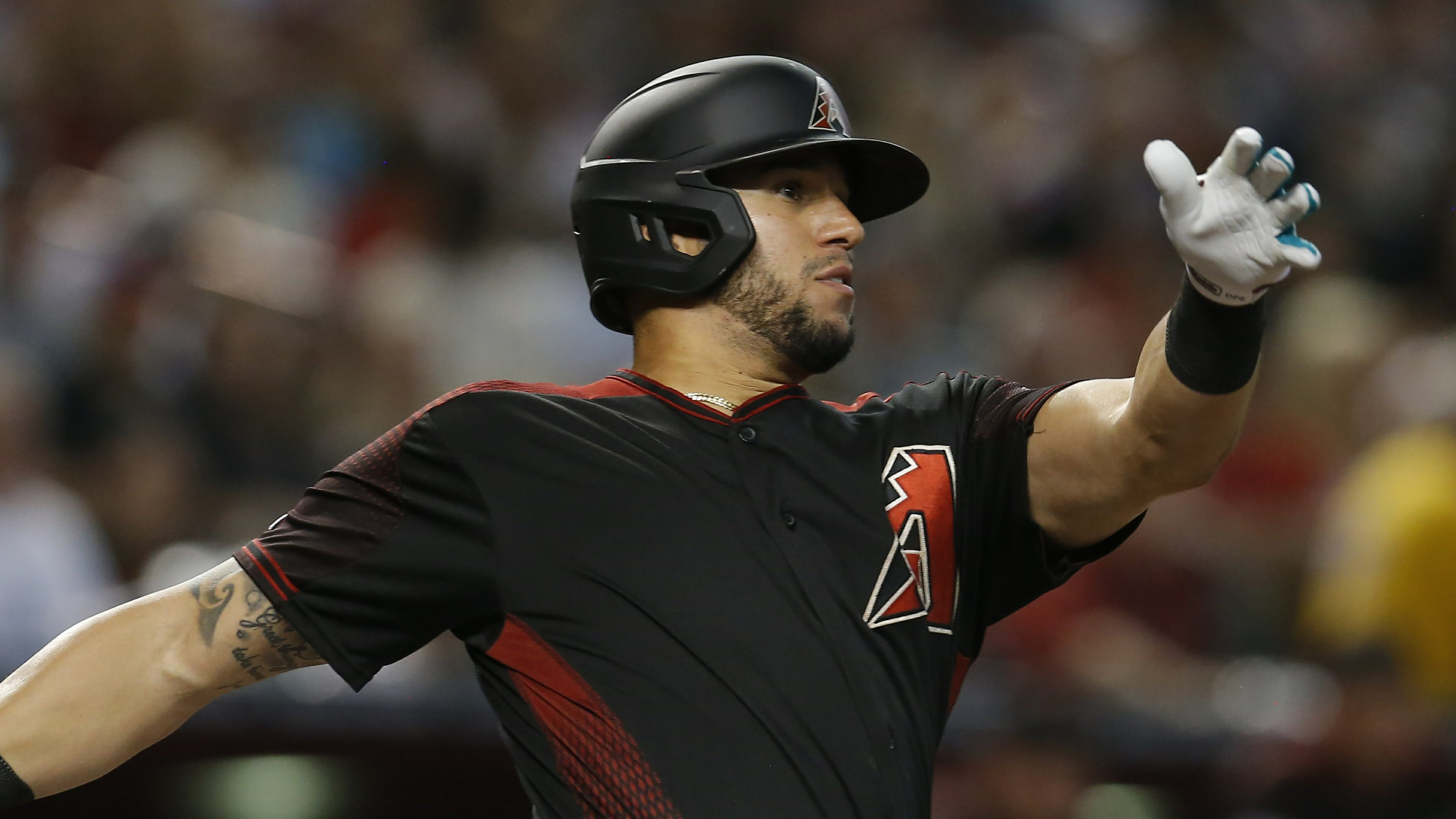 David Peralta, D-backs finalize 3-year, $22 million deal