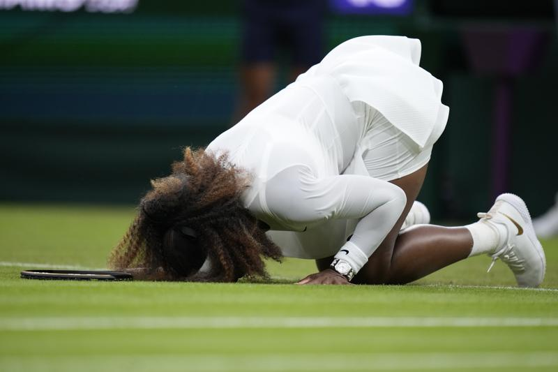 Serena Williams Withdraws from Wimbledon After Suffering First Found Ankle Injury