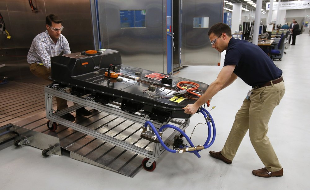 GM electric car push could mean fewer and lower paying jobs - The Associated Press thumbnail