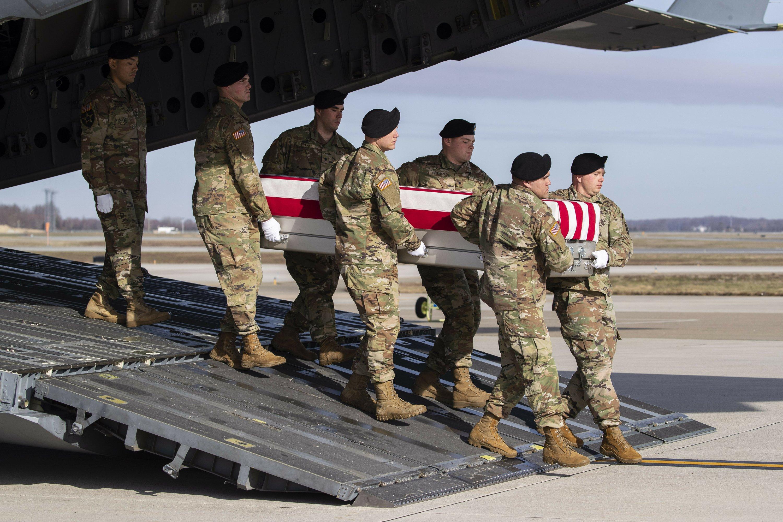 US adds detail on how soldier died in Afghanistan this week