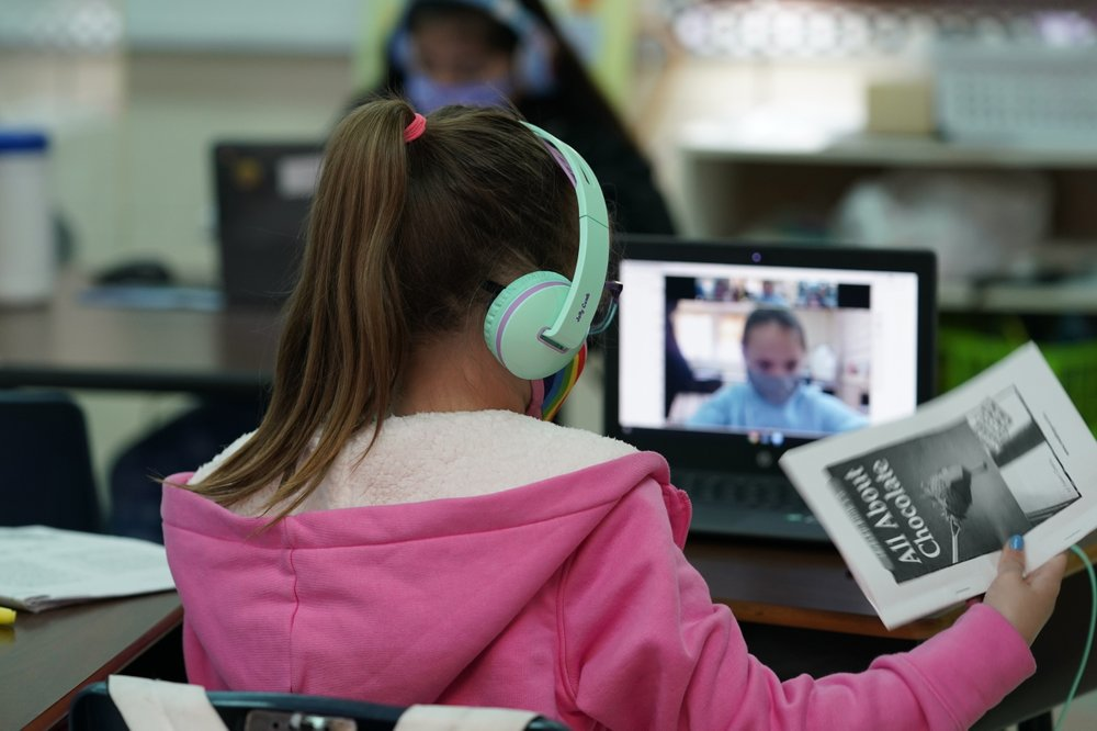 Possibility of more distance learning into the fall beginning of another school year