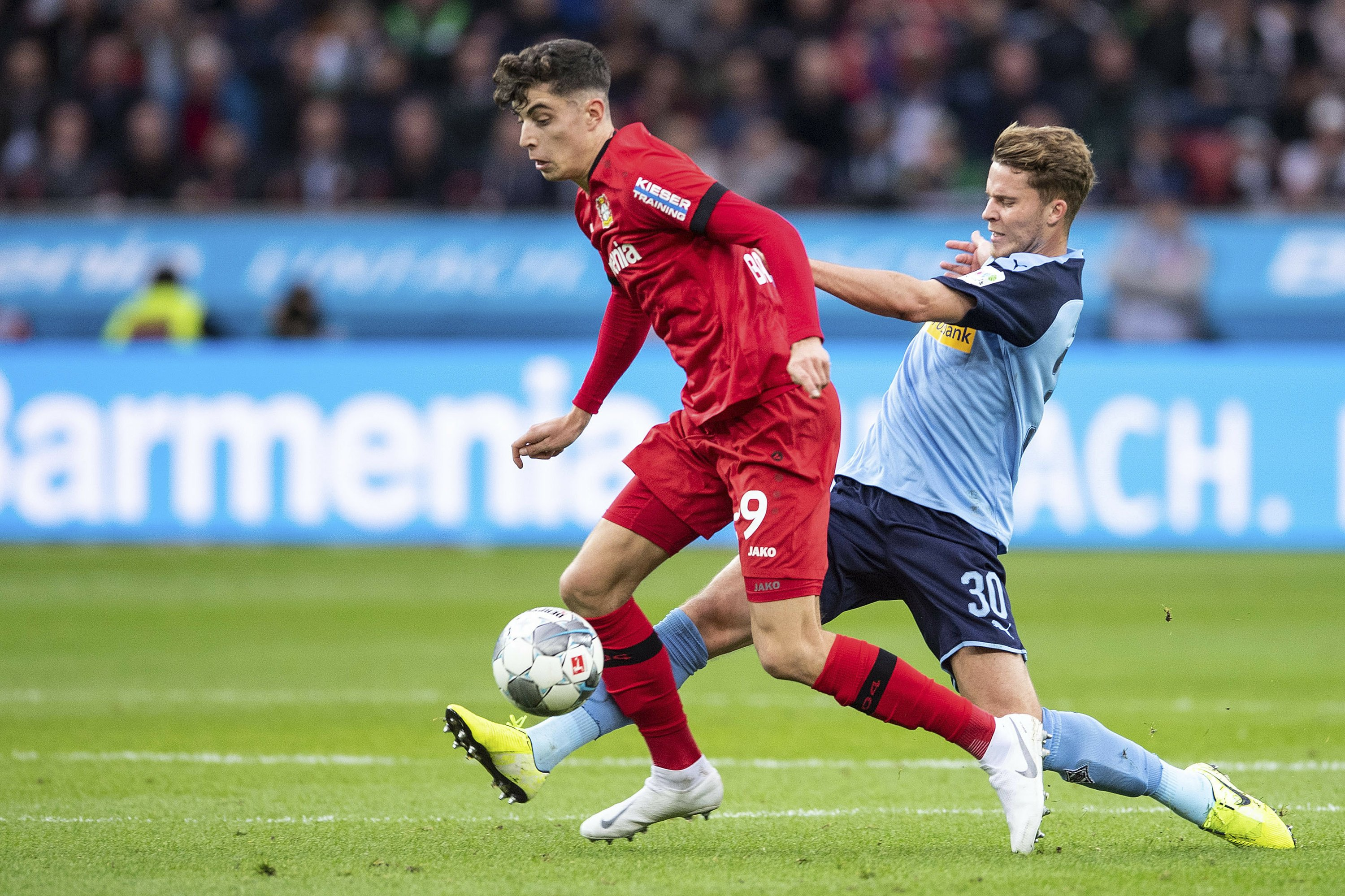 Havertz dropped from Germany squad because of injury