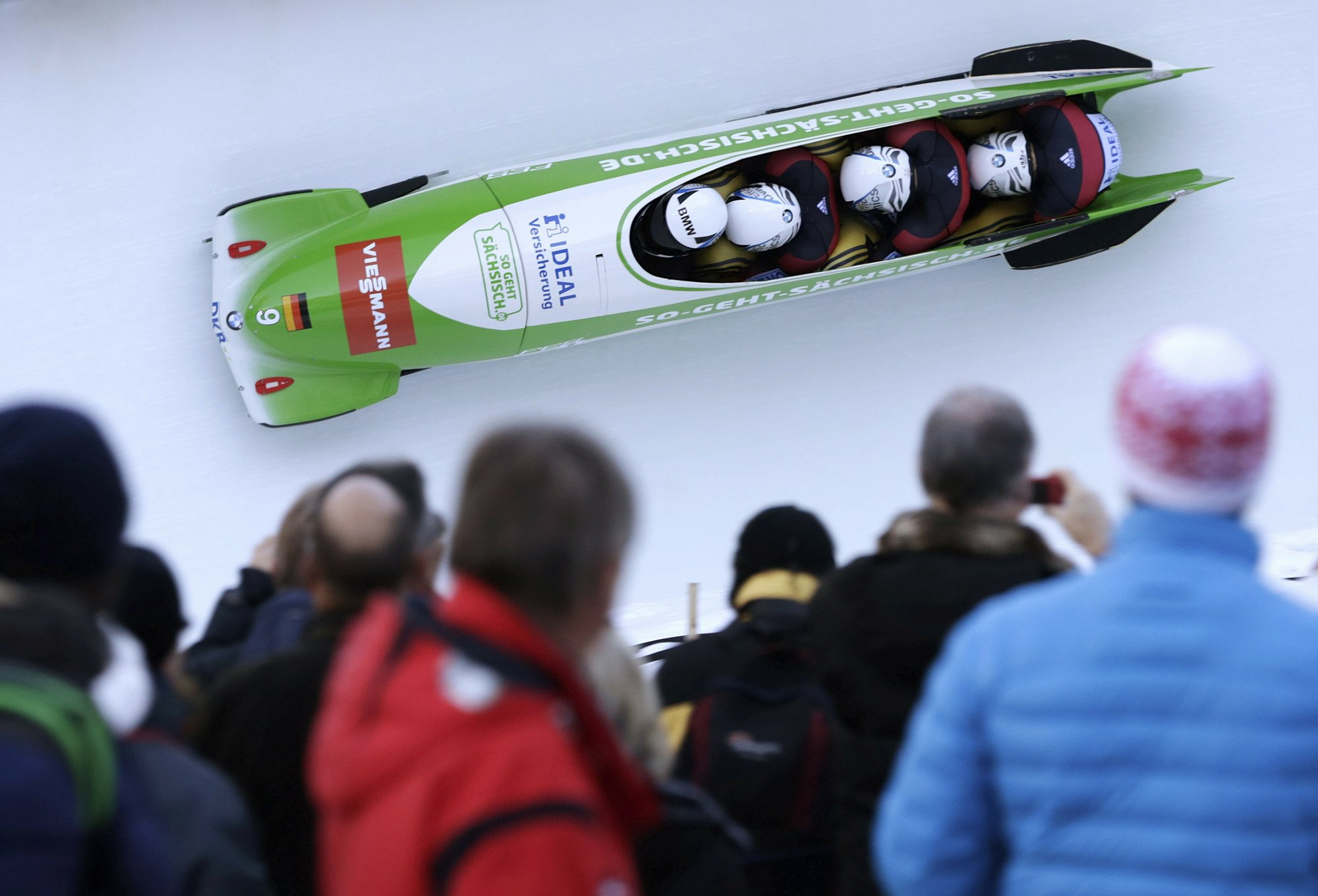 2026 Olympics in Italy could slide over border to St Moritz
