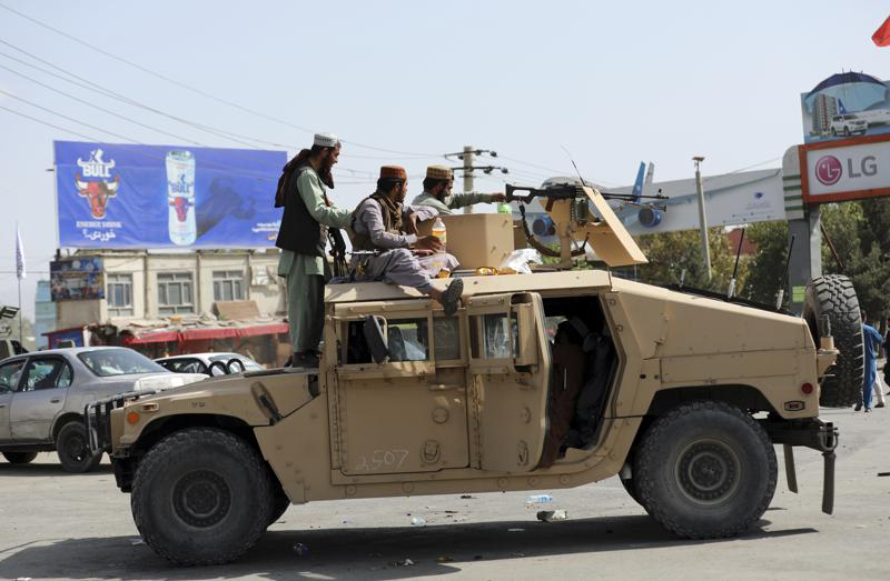 Billions spent on Afghan army ultimately benefited Taliban