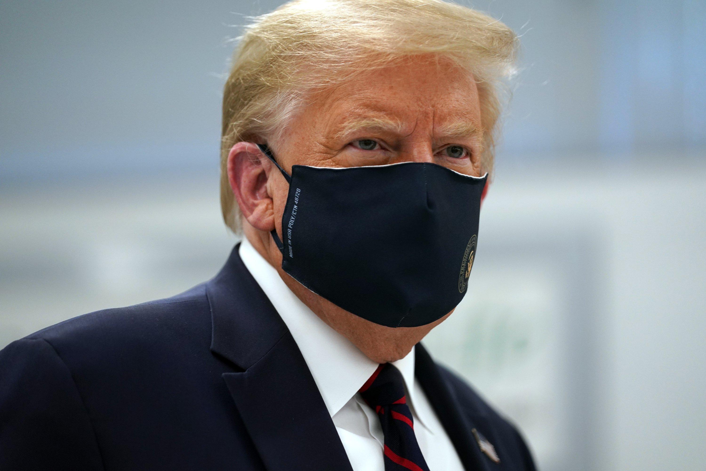 Trump defends disproved COVID-19 treatment