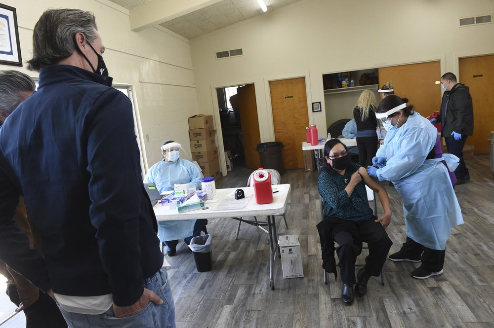 California could receive 0B from federal virus relief bill