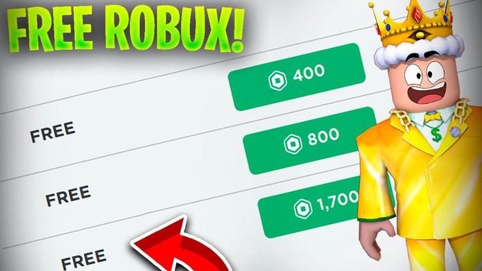 Free Robux Generator - How to Get Free Robux Promo Codes No Human/ Survey  Verification 2021
